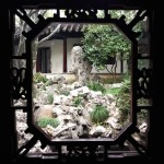 Lingering Garden Window