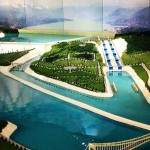 Three Gorges Dam Model
