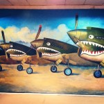 Chongqing - Flying Tigers Museum
