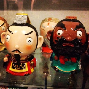 Three Kingdoms Eggheads