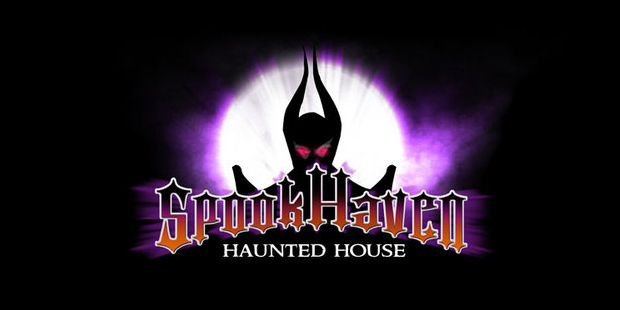 Spookhaven Haunted House logo