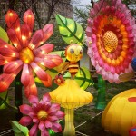 Philly Lantern Fest - Bee