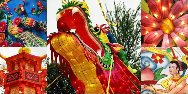 Philadelphia Chinese Lantern Festival 2016
