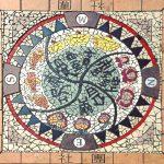 Chinatown Sidewalk Mosaic