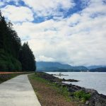Road to Hoonah
