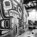 Tribal House In Progress