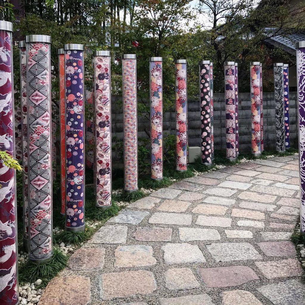 Arashiyama - Kimono Forest
