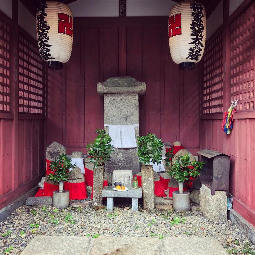 Arashiyama - Street Shrine