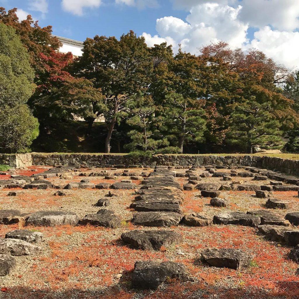 Himeji Castle - Red Courtyard