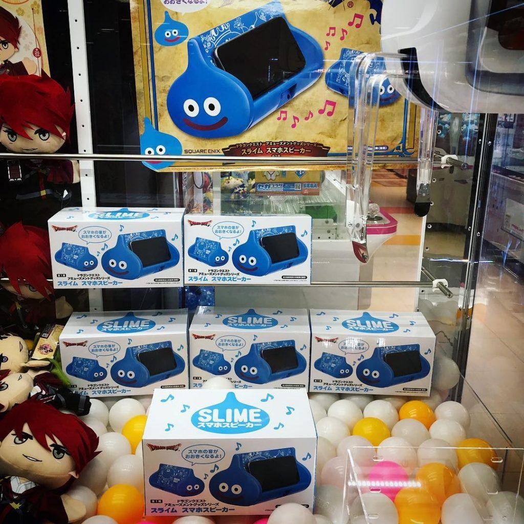 Namco Arcade - Slime Phone Docks